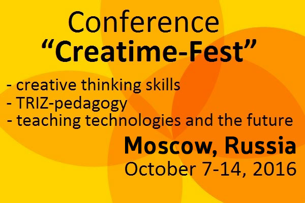 Conference: Creatime-Fest
